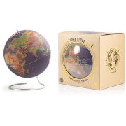 Large Coloured Cork Globe