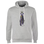 Disney Sleeping Beauty Maleficent Classic Hoodie - Grey