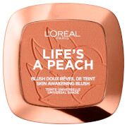 L'Oréal Paris Blush Powder - Life's a Peach 9 g