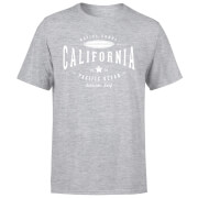 Camiseta Native Shore California - Hombre - Gris