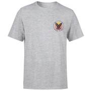 Native Shore Men's Surf Vibes T-Shirt - Grey