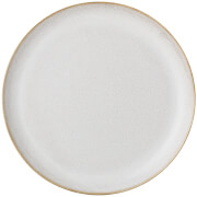 Bloomingville Carrie Stoneware Plate - Nature