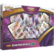 The Pokemon TCG: Shining Legends Collection Shiny Darkrai-GX