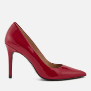 MICHAEL MICHAEL KORS Women's Claire Patent Court Shoes - Scarlet