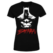 DC Comics Batman Shadows Dames T-shirt - Zwart