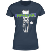 DC Comics Batman Joker The Greatest Stories Women's T-Shirt - Navy