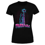 Ready Player One Parzival Key Dames T-shirt - Zwart