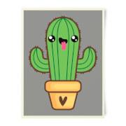 Cactus Love Art Print