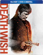 Ein Mann Sieht Rot (Death Wish) Zavvi Exklusiv Limited Edition Steelbook