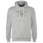 Jaws Quint's Shark Charter Hoodie - Grey