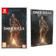 Dark Souls: Remastered + Metal Plate
