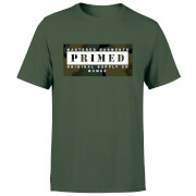 Primed Hidden T-Shirt - Forest Green