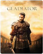 Gladiator (El gladiador) 4K Ultra HD (incluye Blu-ray + UV) - Steelbook Edición Limitada Exclusivo de Zavvi