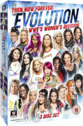 WWE: Then, Now, Forever: The Evolution Of WWE'S Women's Division