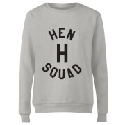 Hen 'H' Squad Women's Sweatshirt - Grey