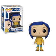 Coraline in Raincoat Funko Pop! Vinyl