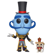 Coraline Mr Bobinsky with Mouse Pop! Vinyl Figure