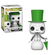 Nightmare Before Christmas Snowman Jack Funko Pop! Vinyl