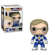 Figurine Pop! Billy Ranger Bleu - Power Rangers