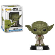 Figura Funko Pop! Yoda - Star Wars
