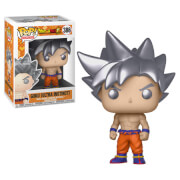 Dragon Ball Super Goku Ultra Instinct Pop! Vinyl Figure