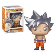 Figura Funko Pop! Goku (ultra instinto) - Dragon Ball Super