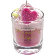 Bomb Cosmetics Strawberry Daiquiri Piped Candle