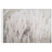 Art for the Home Grey Tranquil Fields Printed Canvas
