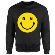 Ranz + Niana Sweatshirt - Black