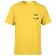 Ranz + Niana Gravity Movement Pocket T-Shirt - Yellow