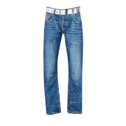 Crosshatch Men's New Baltimore Jeans - Light Wash
