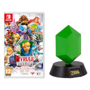 Hyrule Warriors: Definitive Edition + Green Rupee Light