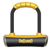 OnGuard Pitbull Mini Standard Shackle U-Lock - 90mm x 140mm x 14mm
