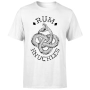 Rum Knuckles Eternal Snake T-Shirt - White