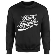 Rum Knuckles Signature Sweatshirt - Black