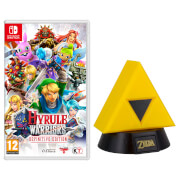 Hyrule Warriors: Definitive Edition + Triforce Light
