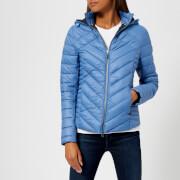 Barbour Women's Pentle Quilt Jacket - Shore Blue