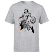 T-Shirt Homme Gideon Design- Magic : The Gathering - Gris