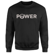 Magic The Gathering Power Pullover - Schwarz
