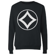 Magic The Gathering Mana Colourless Women's Sweatshirt - Black