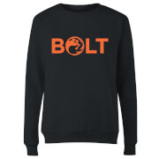 Magic The Gathering Bolt Women's Sweatshirt - Black