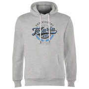 Magic The Gathering Tolaria Academy Hoodie - Grey