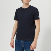 Champion Men's Crew Neck T-Shirt - Navy