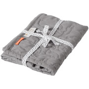 Done by Deer Contour Quilt - Grey