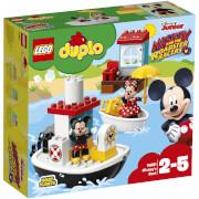 LEGO DUPLO Disney: Le bateau de Mickey (10881)