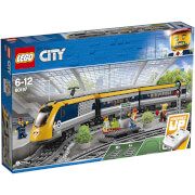 LEGO City: Passenger Train & Track Bluetooth RC Set (60197)