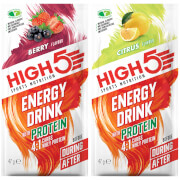 High5 Energy Drink with Protein - Box of 12