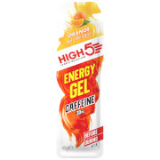 High5 Energy Gel Caffeine - Box of 20