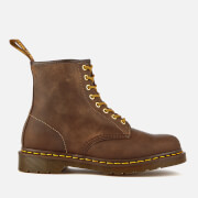 Dr. Martens Men's 1460 Crazy Horse Leather 8-Eye Boots - Aztec