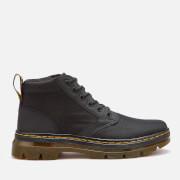 Dr. Martens Men's Athens Carpathian Leather Sandals - Black